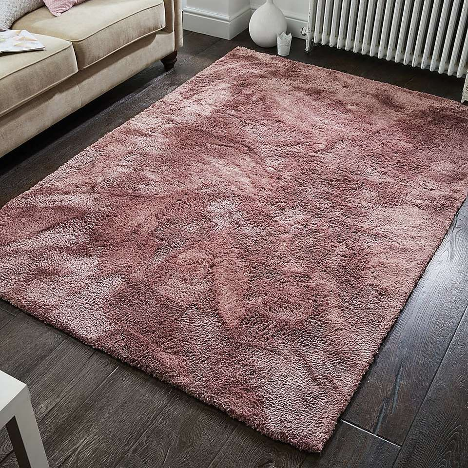 Rose Gold Breeze Rug Dunelm Gold Bedroom Decor Rose Gold Room Decor Rose Gold Bedroom Decor