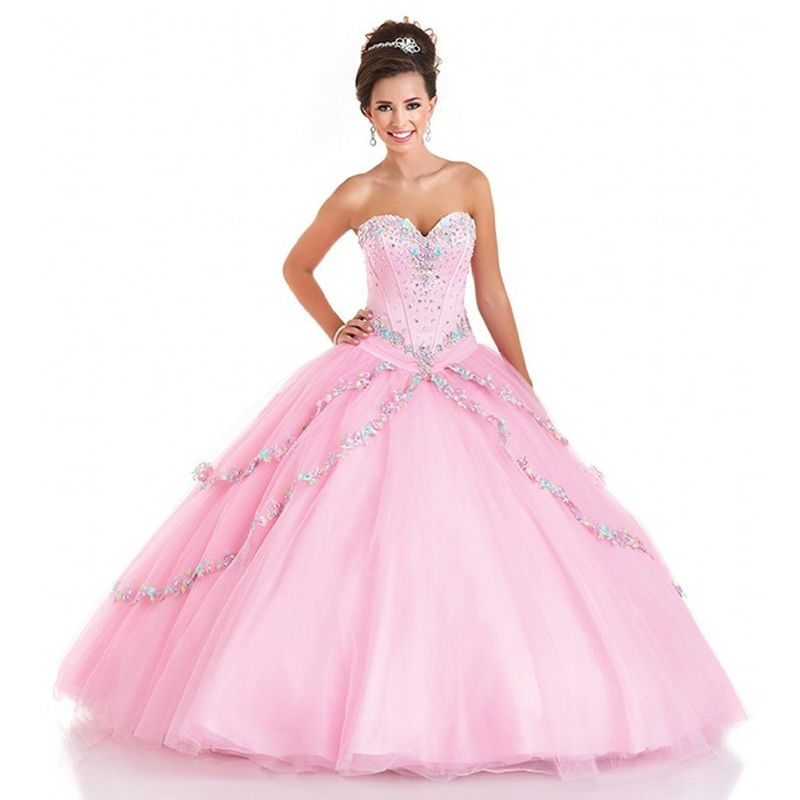 Pin de Christina en Dresses   Pinterest   Quinceanera dresses ...