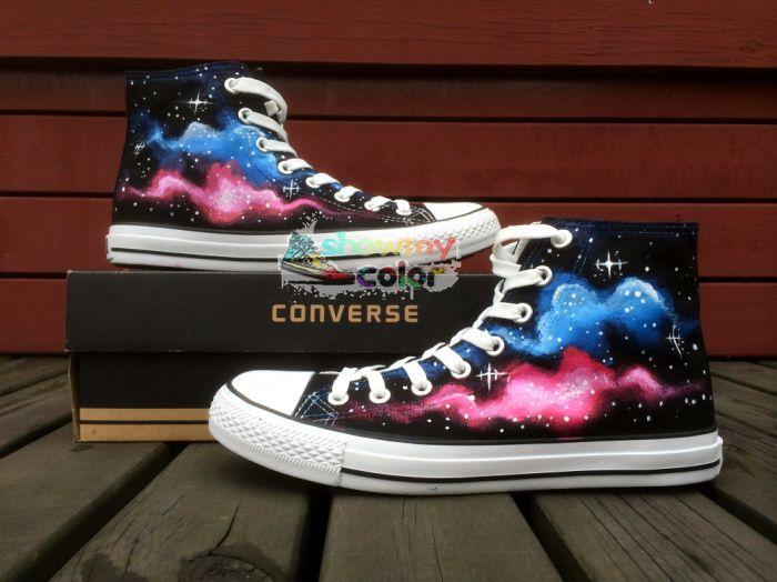 all star converse original galaxy