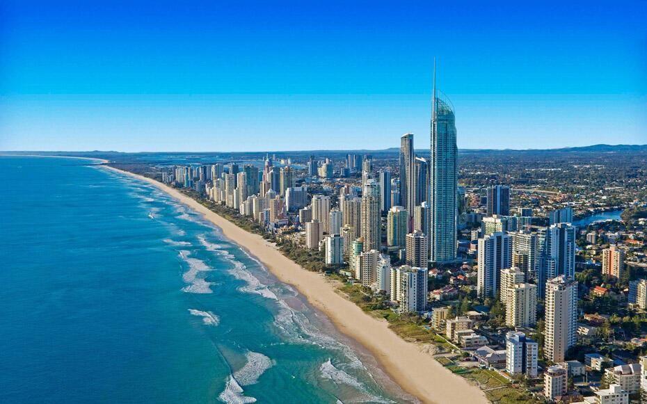 Gold Coast Australia Pic Twitter Com Yteypsdzpi Australia Wallpaper Australia Beach Australia Travel