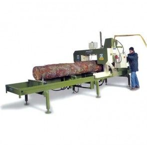 Pezzolato TQ S5 Horizontal Bandmill Sawmill