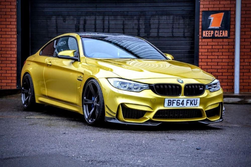 Ac Schnitzer Type 1 in 2020 (With images) Bmw m4, Bmw