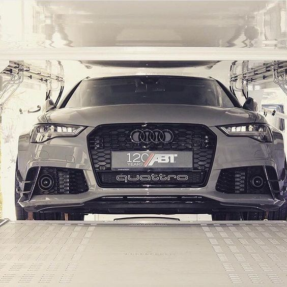 Audi automobile - sweet image -
