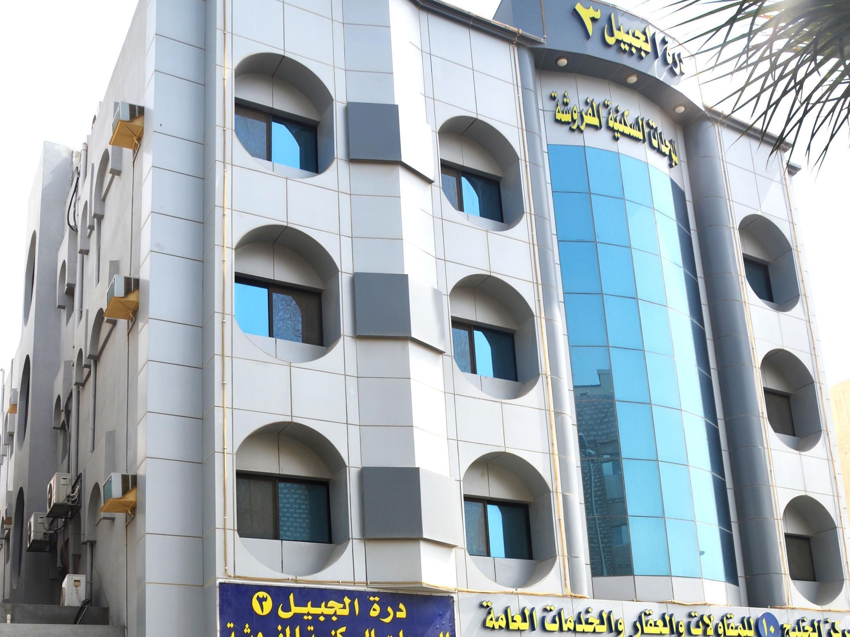 Al Muhaideb Hafr Al Batin Hotel Al Jubail Dorrat Al Jubail Apartment 3 Saudi Arabia Middle East