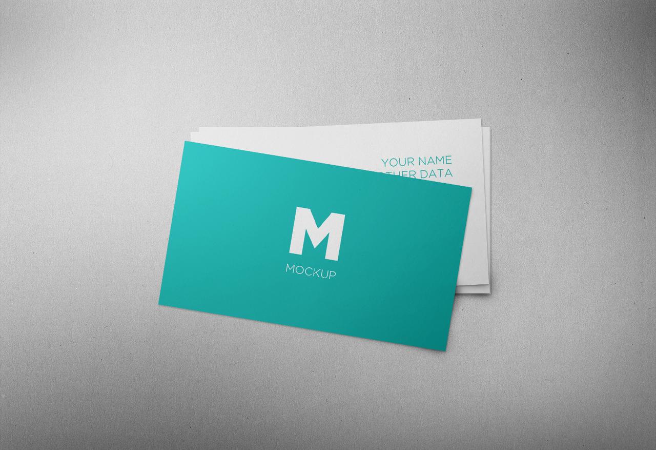 Business Card Mockup.psd - Dropbox   Business Card   Pinterest ...