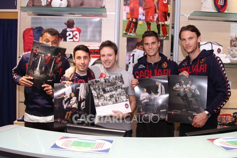 Cagliari Calcio - Galleria #Ekdal