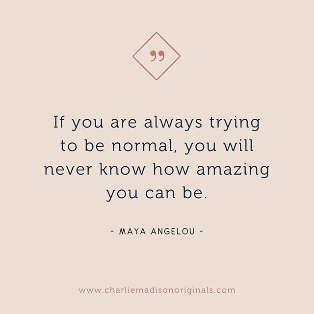 Amazing Quotes To Live By: Maya Angelou Quote - Be Amazing!