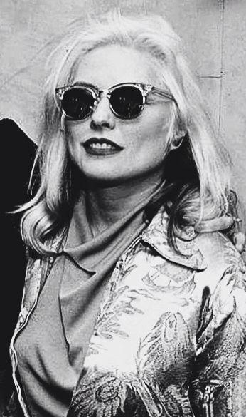 Debbie Harry, aka Blondie