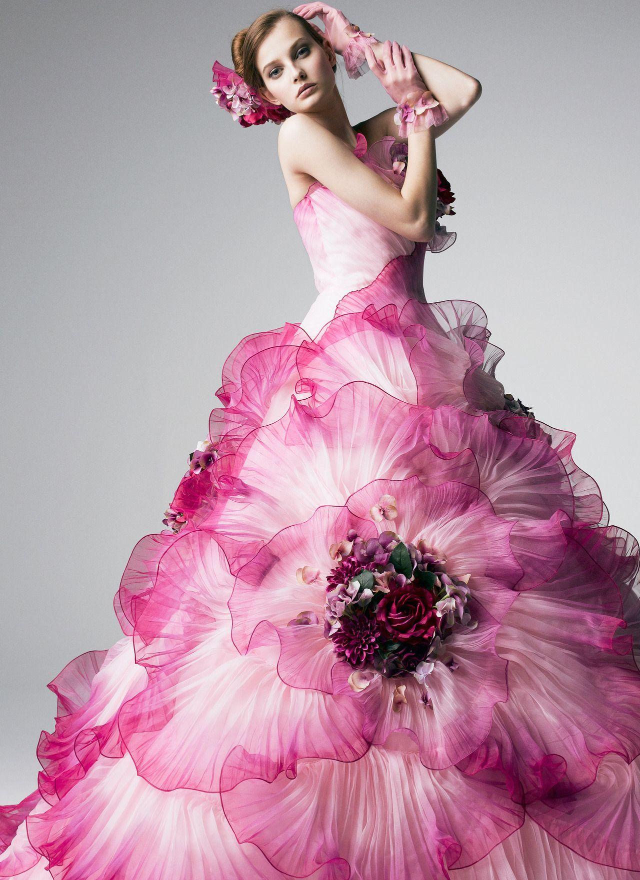 dball ~ dress ballgown | fashion | Pinterest | Vestidos boda, Quince ...