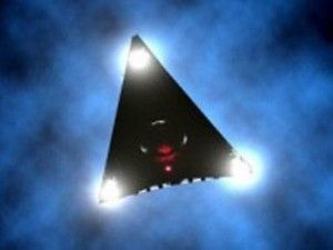 Photo of Triangle UFO Sighting By Two Navy Veterans – UFO Sightings
