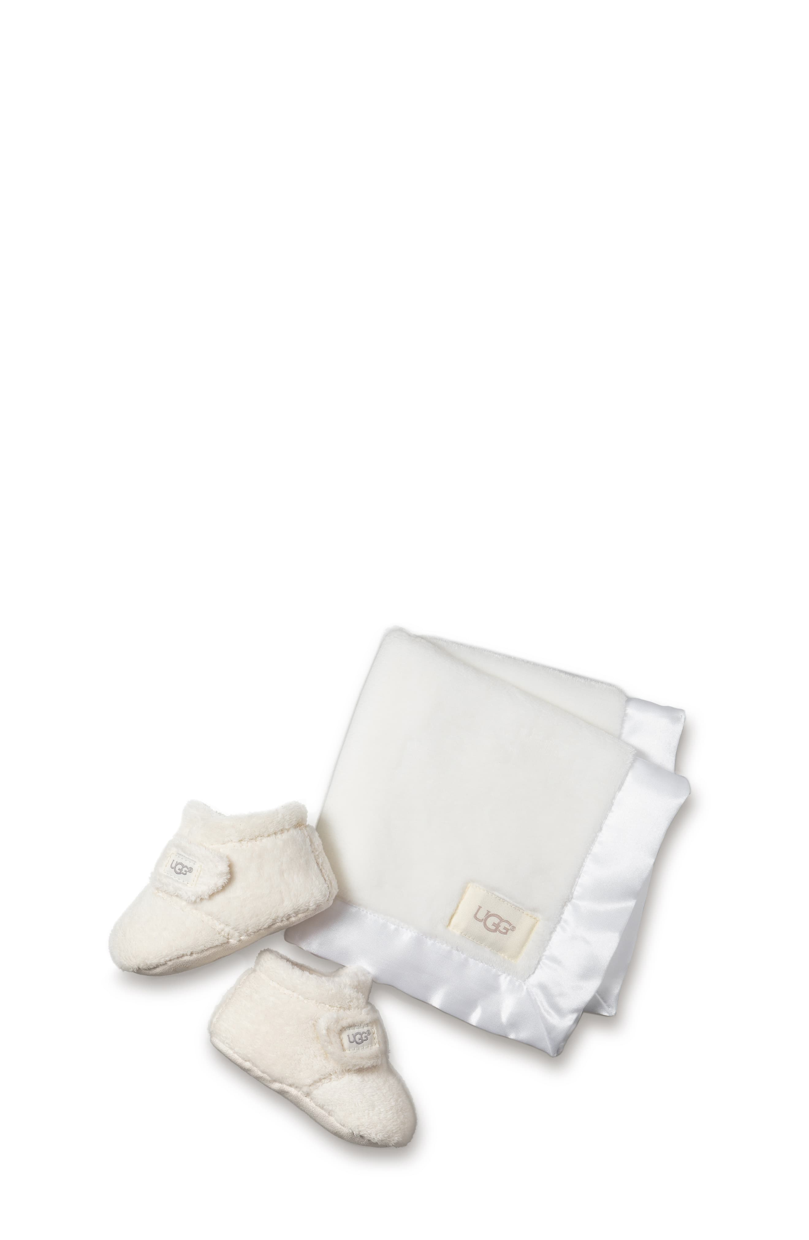 be786ad1624 UGG Bixbee Booties & Lovey Blanket Set in 2019 | Products | Lovey ...