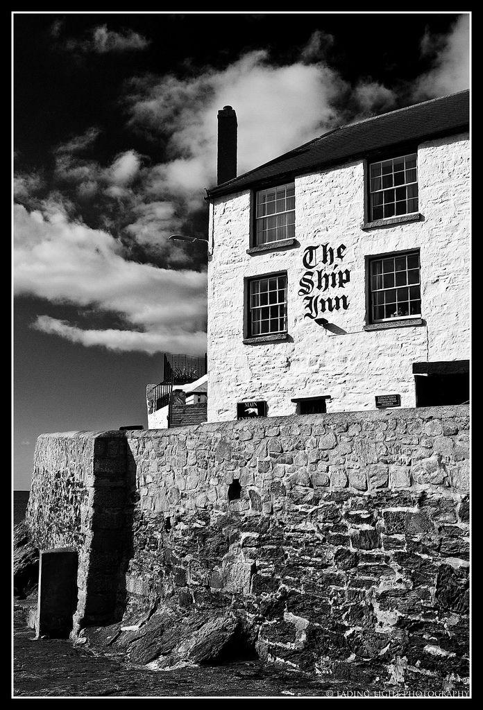 The Ship Inn Porthleven, Cornwall