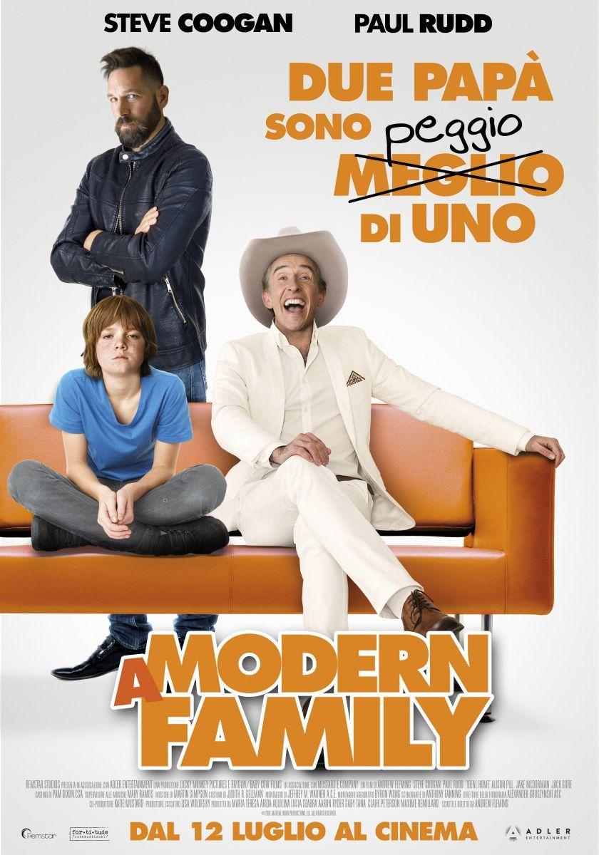 A Modern Family a modern family, scheda del film di andrew fleming, con paul