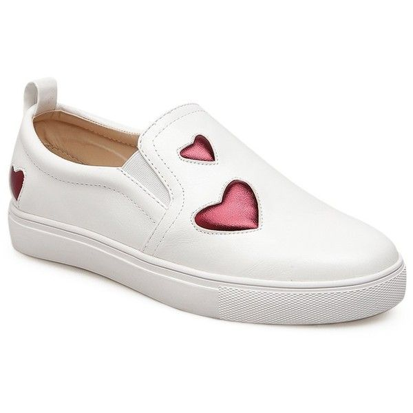 39419fa5142434 lyst ash cult holographic leather flatform sneakers the best 6e0a7 ...