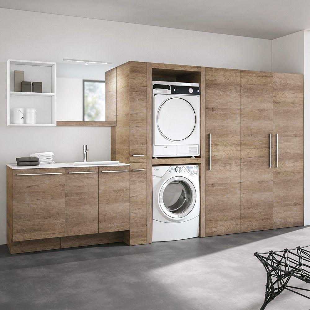 lavanderia geromin composizione 01 store geromin pinterest w sche waschraum and bad. Black Bedroom Furniture Sets. Home Design Ideas