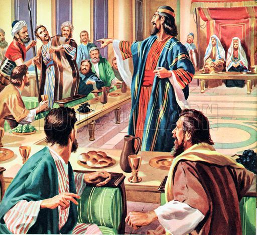 The Parable Of The Wedding Feast Parables History Images Pentecost