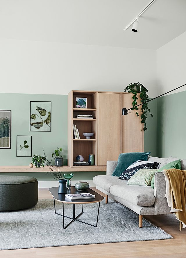 Array Coffee Table in 2020 | Home decor, Home, Light green ...