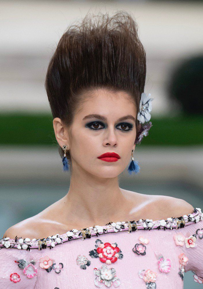 21 Best Beauty Looks From the Spring 2019 Haute Couture