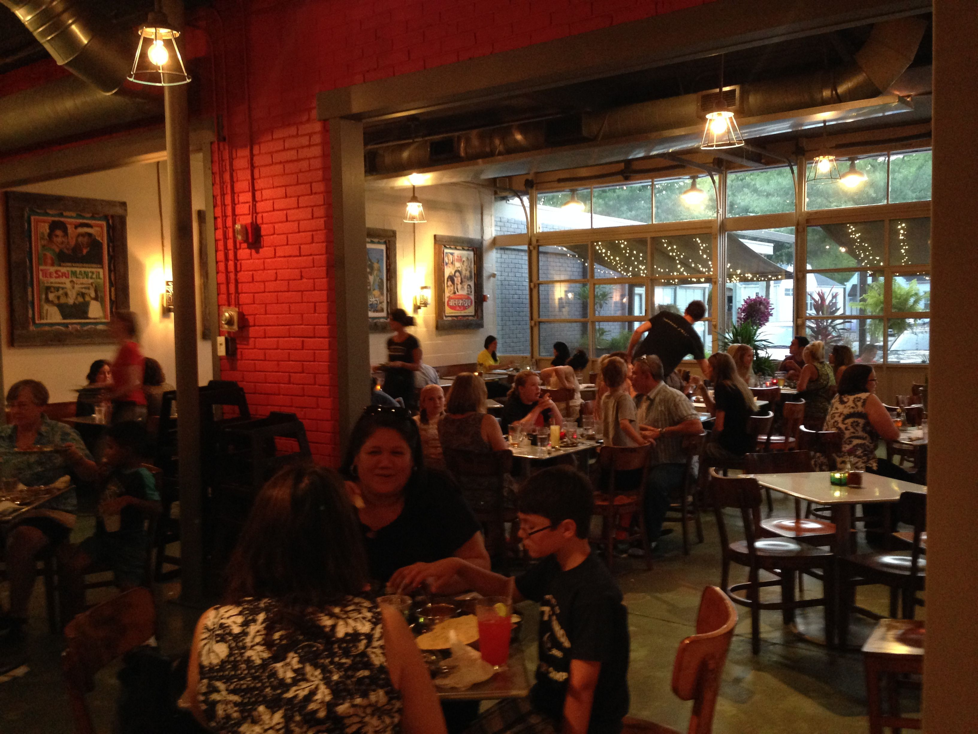 Love the vibe @chaipanidecatur, too! Thank you for @DineOutForKids once again