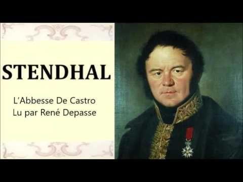 STENDHAL – L'Abbesse De Castro - YouTube