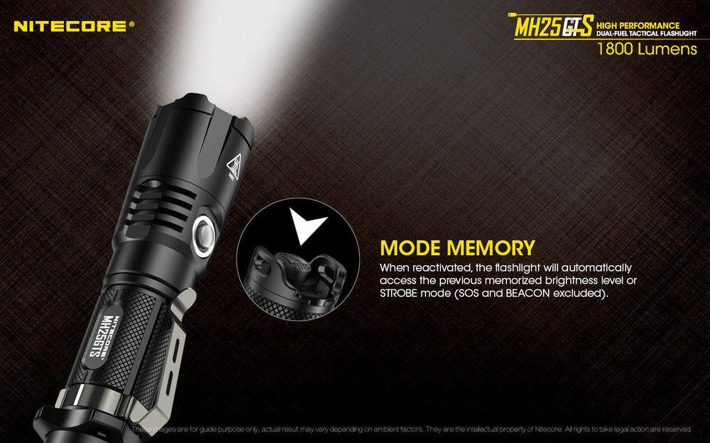 NiteCore TM06S 4000 Lumen 393 Yards Super LED Flashlight Upgrade of TM06 TM26