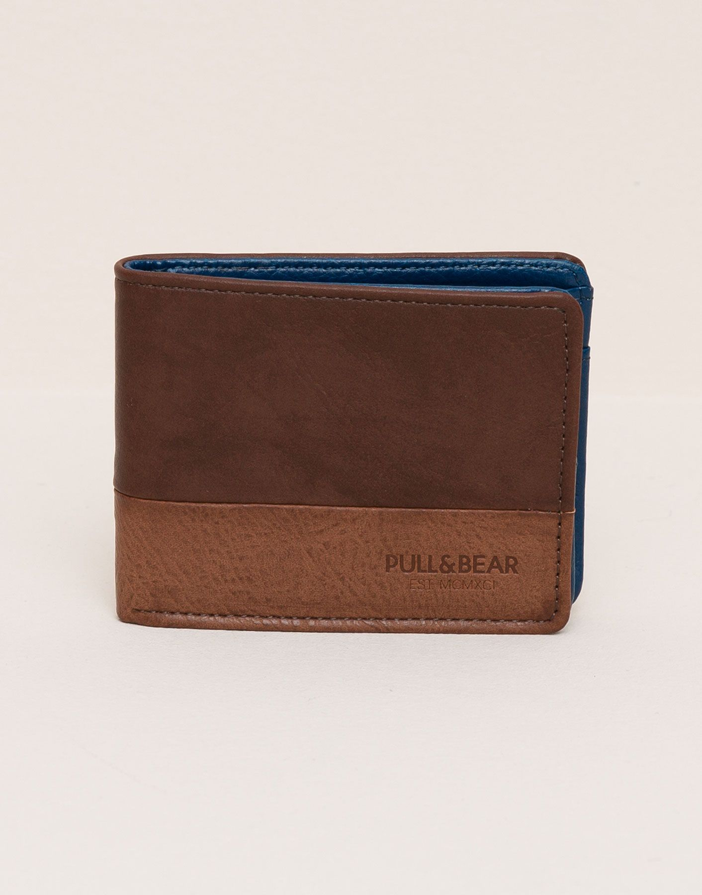 5ec30200aa TWO TONE WALLET - BAGS & WALLETS - MAN - PULL&BEAR Indonesia ...
