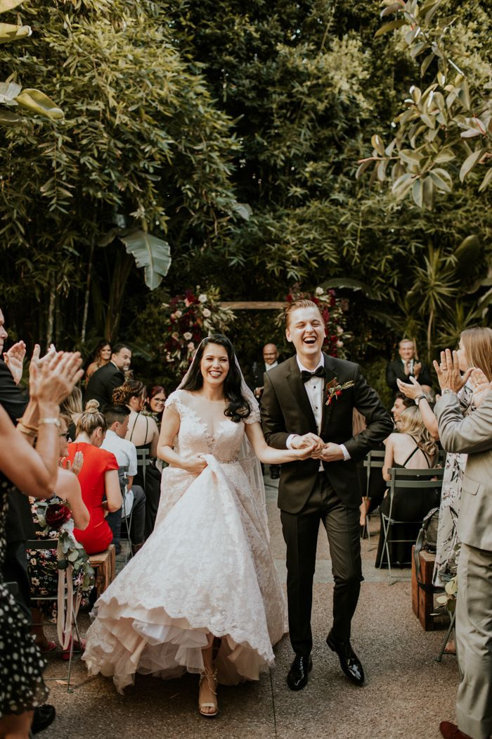 Vintage Inspired Celestial Wedding At Millwick In Los Angeles Junebug Weddings Celestial Wedding Wedding Junebug Weddings