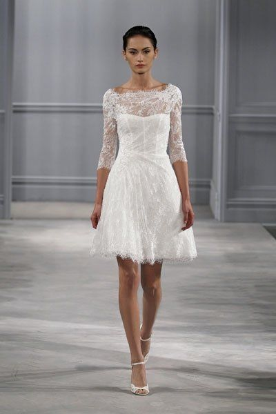 Schöne Kurze Hochzeitskleider Betonen Die Beine Und Verleihen Ihnen