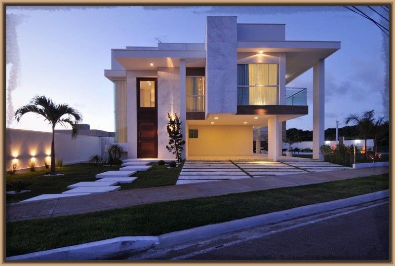 Fotos fachadas de casas modernas peque 800 539 for Fotos de casas modernas