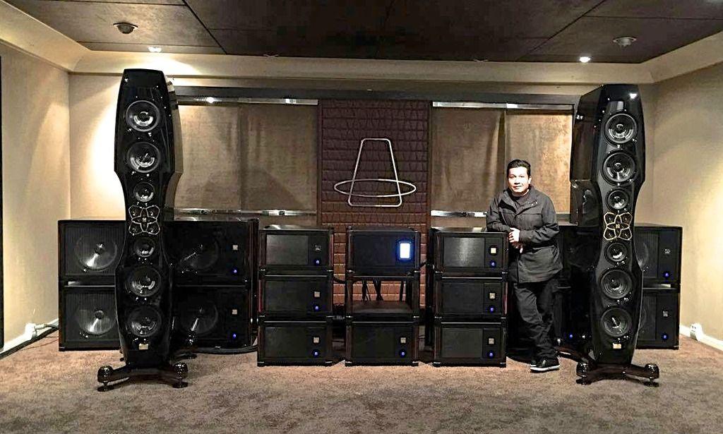 The Real Kharma Enigma Veyron System Hi Fi Audio And