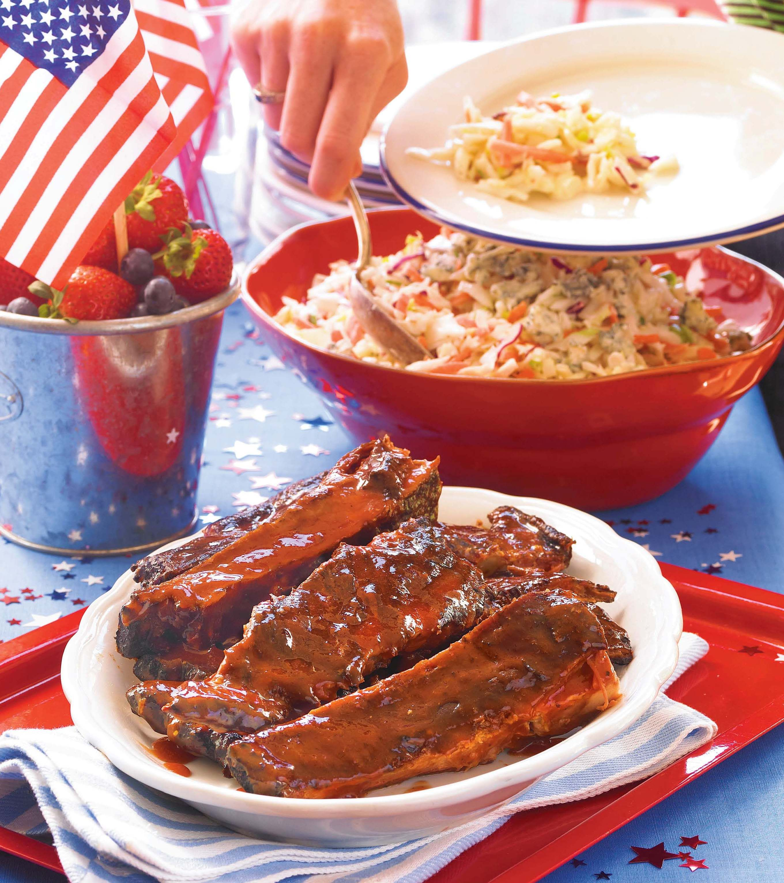 Good Dinner Recipes For 4: 4th Of July Recipe Ideas From