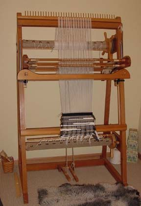 Dryad Upright Rug Loom | Weavolution