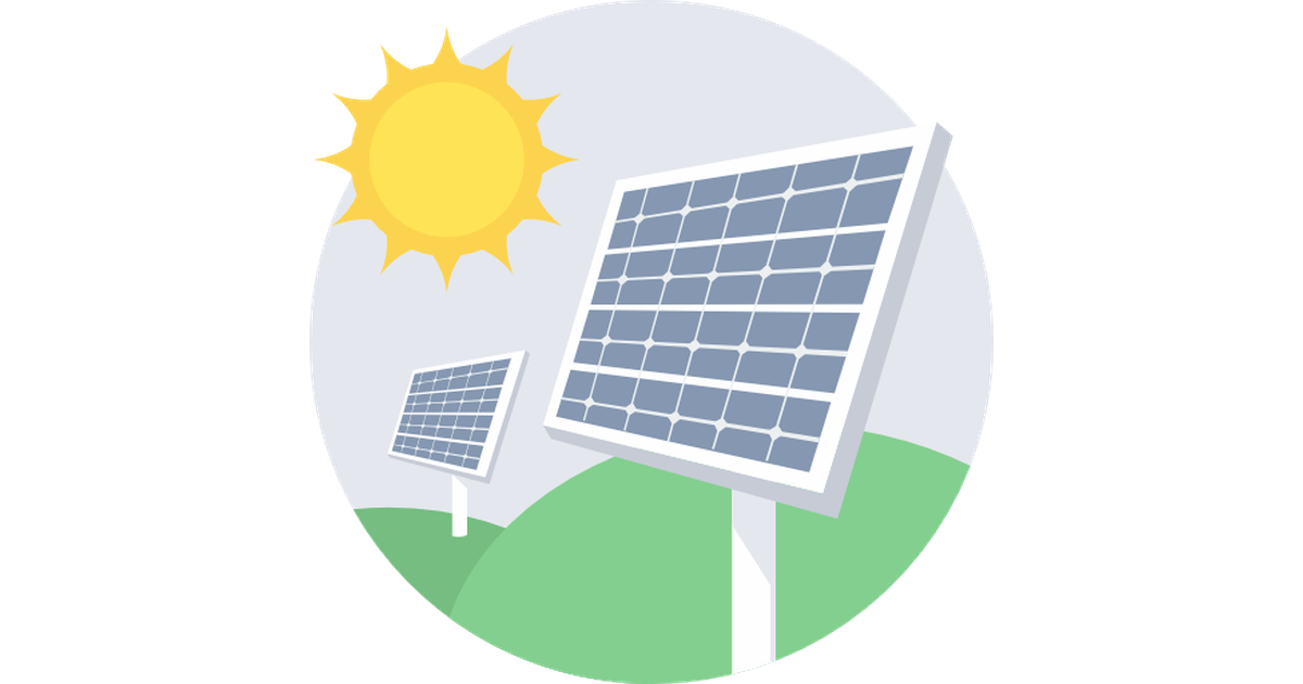 Solar Panel Free Vector Icons Designed By Icon Pond Vector Icon Design Solar Panels Free Solar