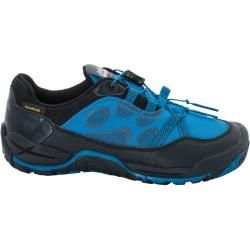 Photo of Jack Wolfskin Waterproof Casual Shoe Kids Jungle Gym Texapore Low Kids 37 Blue Jack WolfskinJ