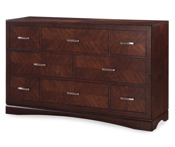 Kingston 8 Drawer Espresso Dresser Big Lots In 2020 Espresso