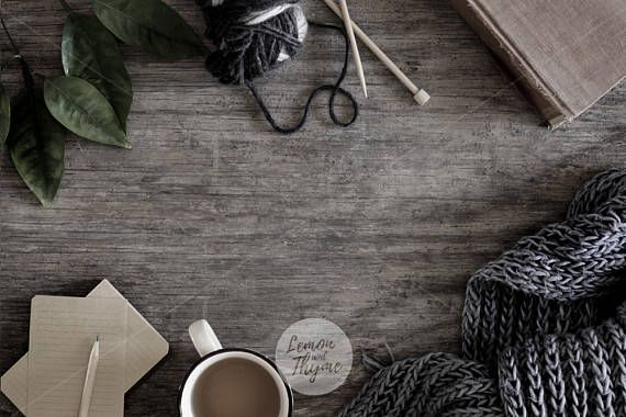 Rustic Background Winter Style Cozy Winter Mockup Rustic Rustic Background Rustic Cozy Rainy Day