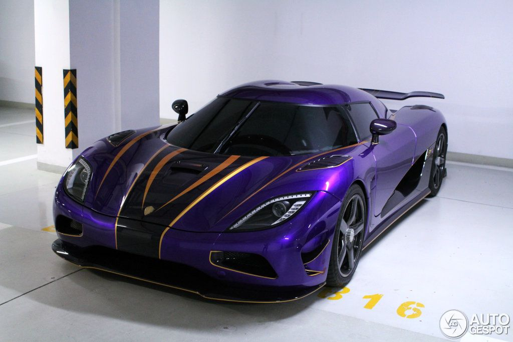 Koenigsegg Agera R The Most Beautiful Car Ever Made Supercars