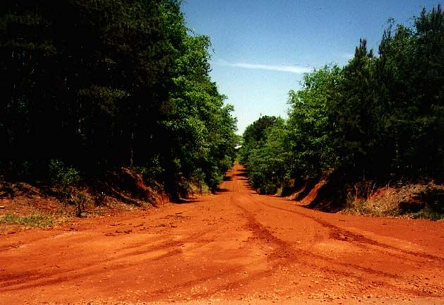 Georgia Red Clay Know Your Dirt Country Roads Take Me Home