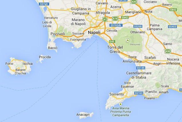 Gut gemocht Se déplacer autour de Naples (1) | Naples et Italie ZK35