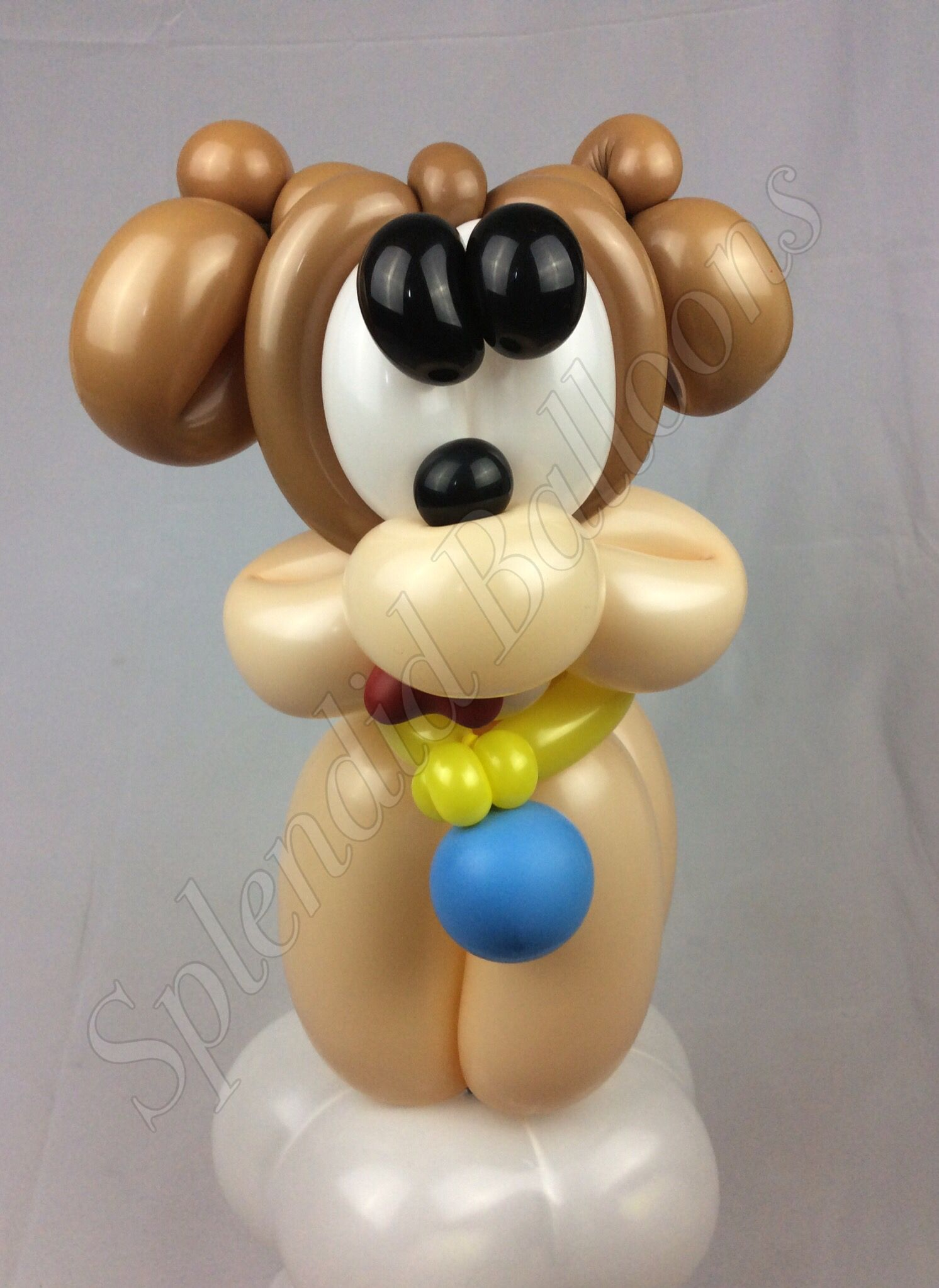 Puppy, doggie, dog, pup, cute, adorable, fun, Boys, and , Girls, Party Ideas, WOW, California, Funny, Cool, Amazing, Balloons, Party, Kids, Splendid, balloons, Art, Awesome, centerpieces, Balloon Twisting