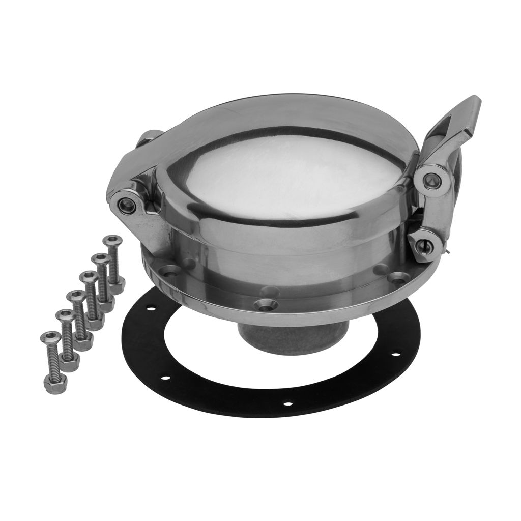 Replacement Cap for Speedway Aluminum Tanks