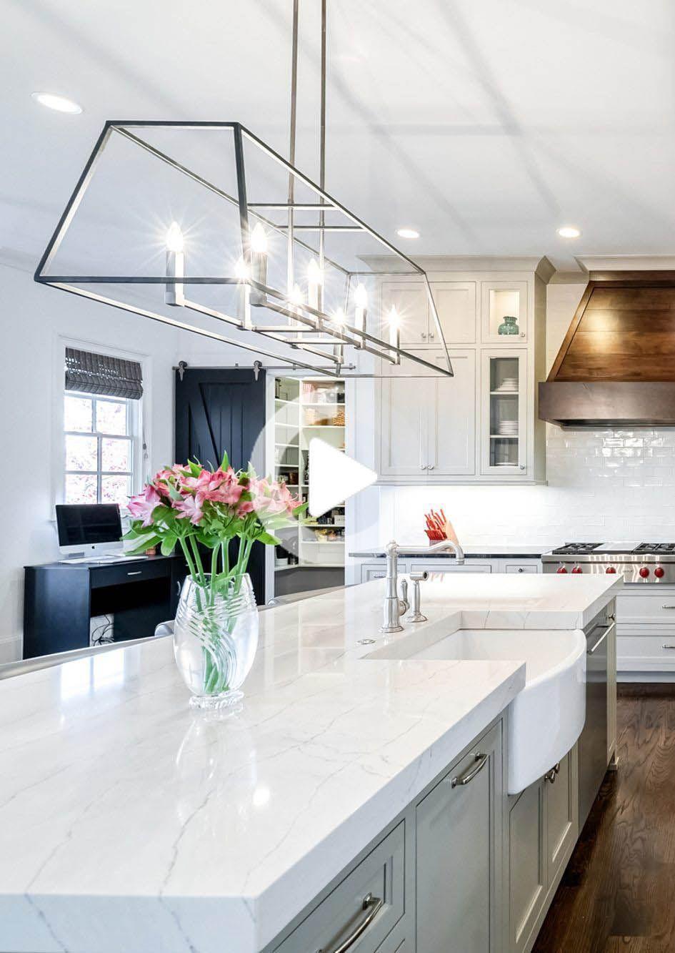 Quartz Vs Granit En 2020 Salle A Manger Cuisine Comptoir Cuisine Idee Salle De Bain