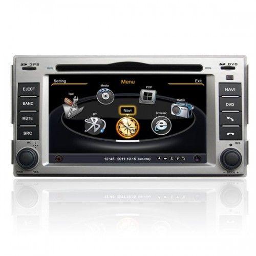 Pin By Wu Song On Autoradio Hyundai Touch Screen Car Stereo Car Gps Navigation