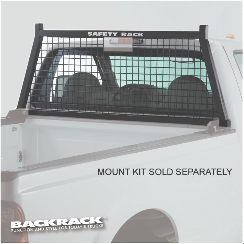 BACKRACK™ Safety Rack Frame 20042019 F150, 20072018