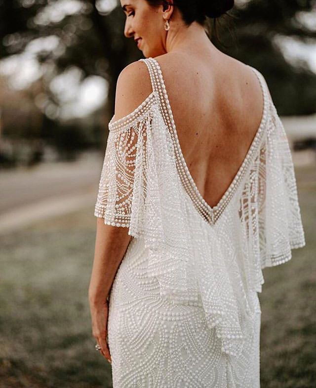 Anna Campbell Wedding Gown: Love It! APPAREL In 2019