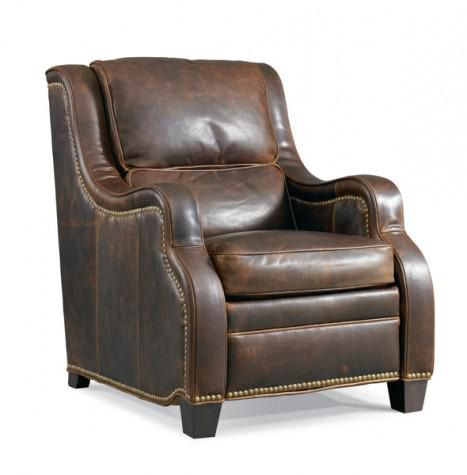 Motioncraft Zero Wall Recliner 37010 Home Office Decor Leather