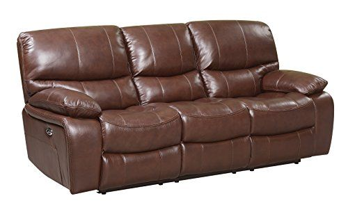 Terrific Oliver Pierce Op0020 Mason Power Reclining Leather Sofa Pabps2019 Chair Design Images Pabps2019Com