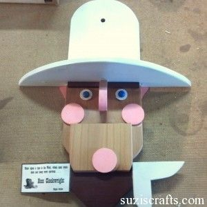 Custom Clock Cowboys by Magpie Studios - Hoss Clockwright