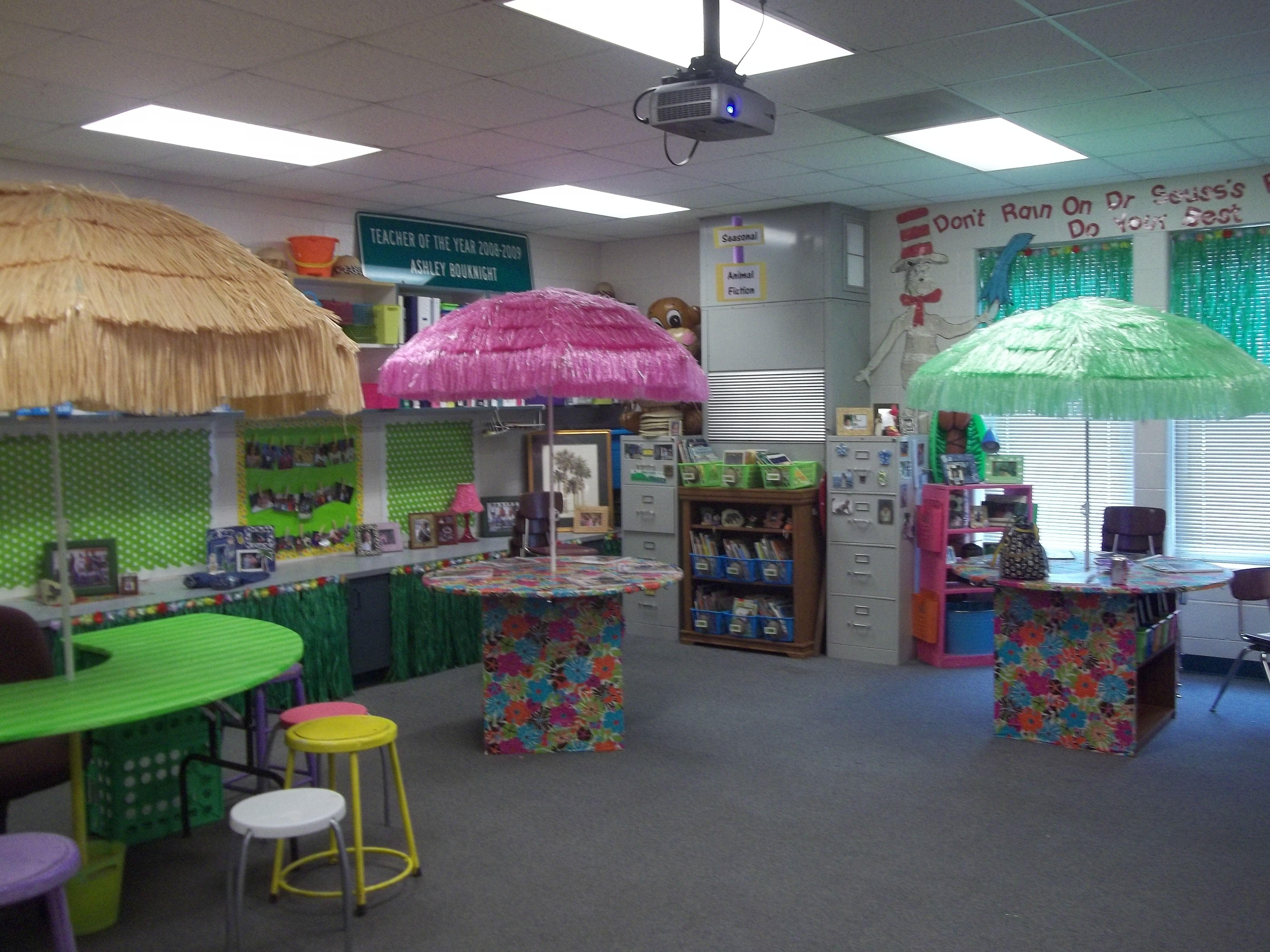 My Luau Classroom