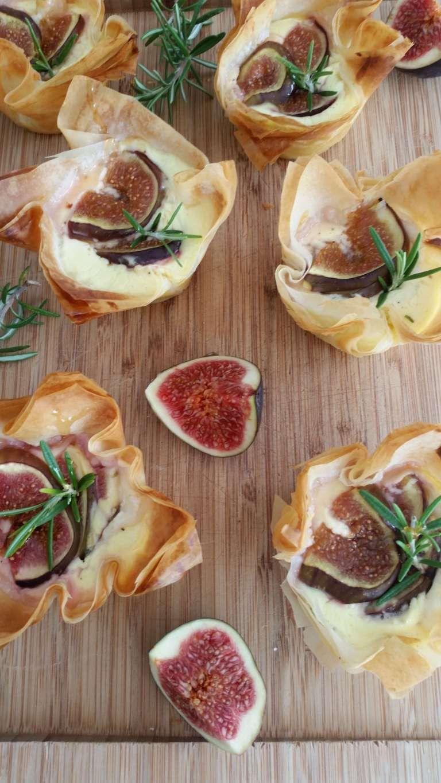 Feigen- Ziegenkäse- Muffins – Delicious dishes around my kitchen